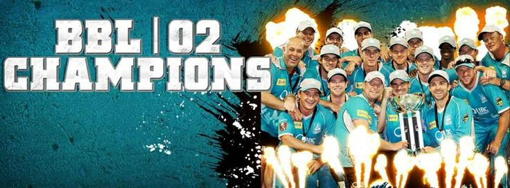 BBL02 champs #teamteal