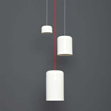 Designed in Hackney: Josiah pendant light by Terence Woodgate http://www.dezeen.com/2012/05/10/designed-in-hackney-josiah-pendant-light-by-terence-woodgate/
