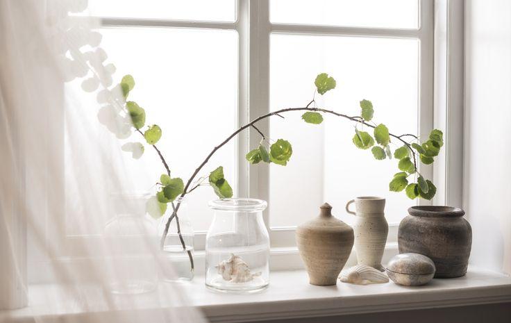 BEGÄRLIG vaas   IKEA IKEAnl IKEAnederland designdroom woonkamer kamer inspiratie wooninspiratie interieur wooninterieur glas decoratie decoratief accessoire accessoires bloem plant groen bloemen planten