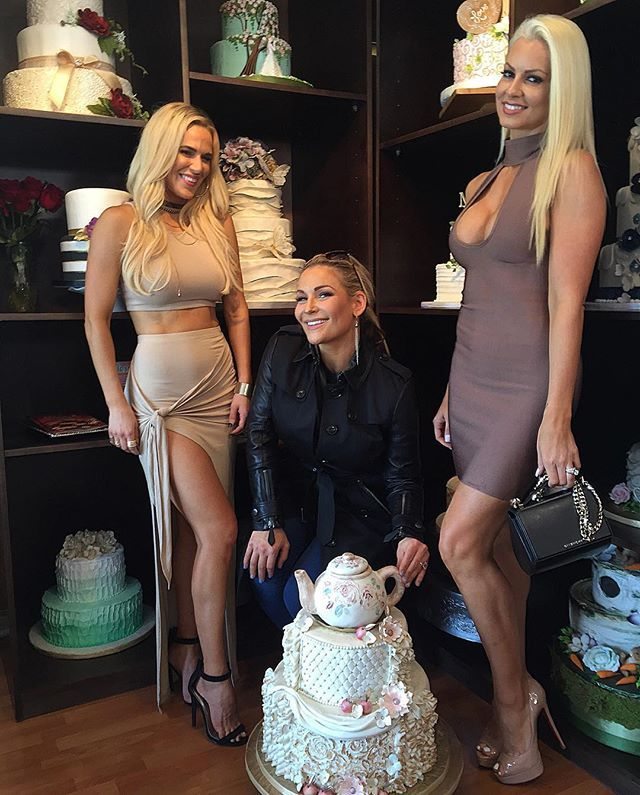 Natalya, Maryse Ouellette, Lana