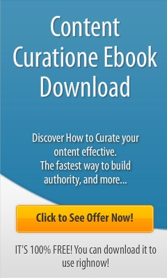 Content Curatione Ebooks