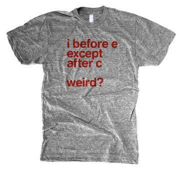 English teacher shirt! LOL: Teacher Shirts Funny, T Shirt, Funny Teacher Shirts, English Teacher Shirts, English Teachers, Tshirt, English Teacher Humor Funny