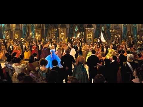 Nuevo tráiler en español de 'Cenicienta (Cinderella)'
