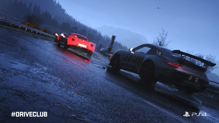 DriveClub problems persist almost a week after launch  #DriveClub #PS4 #Playstation #gaming #news #vgchest