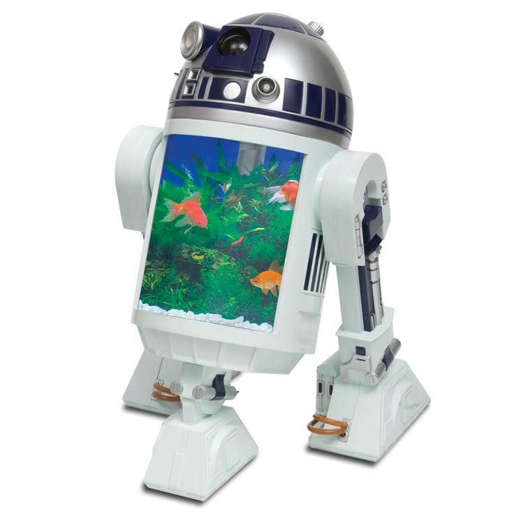 R2-D2 Aquarium... i will have this.