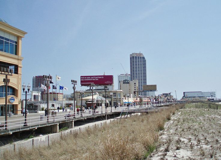 Atlantic City, New Jersey U.S.A. - 2008