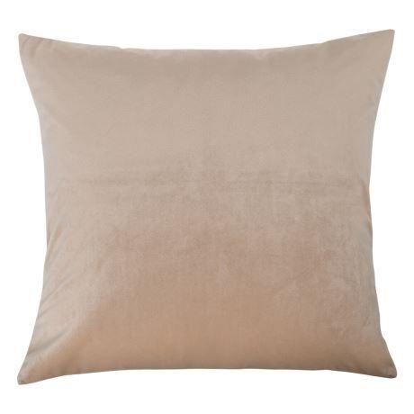 BROADWAY 50x50cm velvet cushion