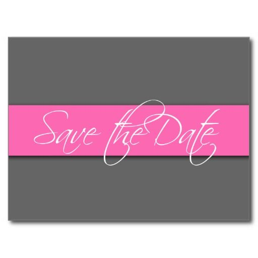 >>>Cheap Price Guarantee          Grey Pnk Save the Date Postcards Wedding           Grey Pnk Save the Date Postcards Wedding in each seller & make purchase online for cheap. Choose the best price and best promotion as you thing Secure Checkout you can trust Buy bestReview          Grey Pnk...Cleck Hot Deals >>> http://www.zazzle.com/grey_pnk_save_the_date_postcards_wedding-239820880924584994?rf=238627982471231924&zbar=1&tc=terrest