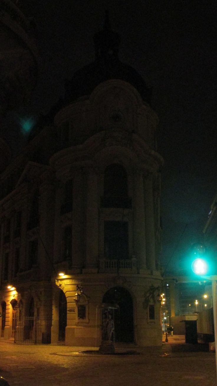 Bolsa de Comercio (Santiago Centro).