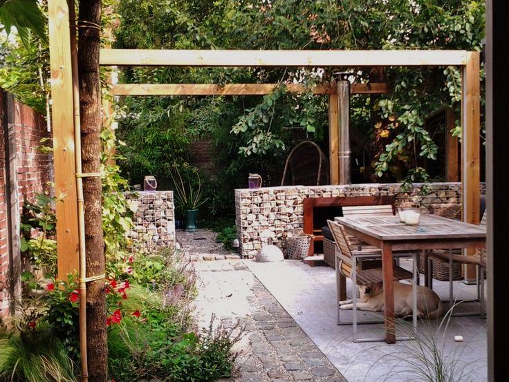 Afbeeldingsresultaat voor mediterrane tuin klein outdoor living and garden objects - Tuin decoratie buitenkant ...