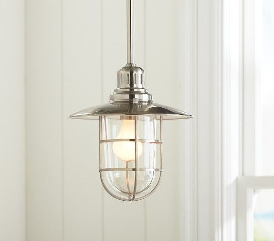 I'll Take 2! Would Want To Replace The Recessed Lighting In The Room Now. Fisherman Pendant