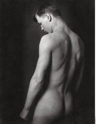 Frieda Riess, The Boxer Erich Brandl, 1925.