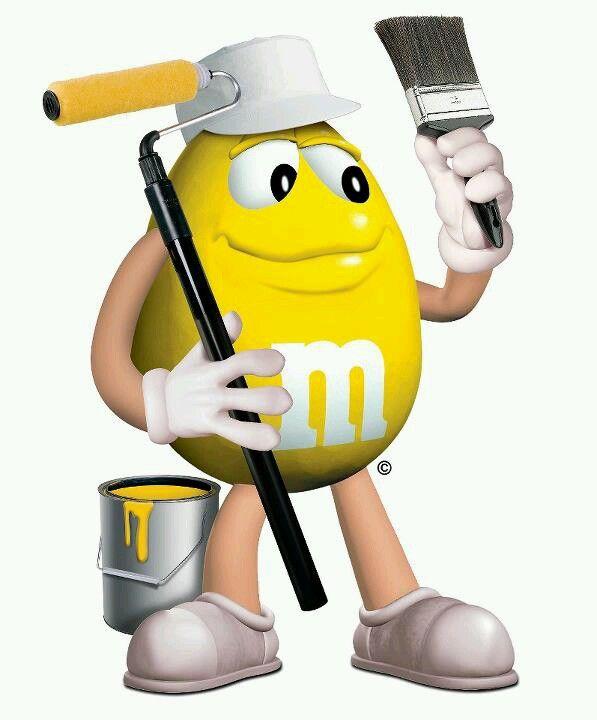 M&M Characters | English (US)