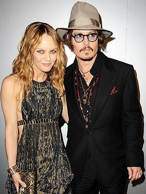 Vanessa Paradis Opens Up (a Little) after Johnny Depp Split  [People: August 2012]