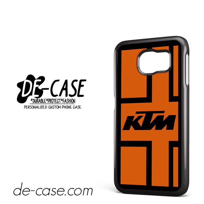 Ktm Motor DEAL-6239 Samsung Phonecase Cover For Samsung Galaxy S6 / S6 Edge / S6 Edge Plus