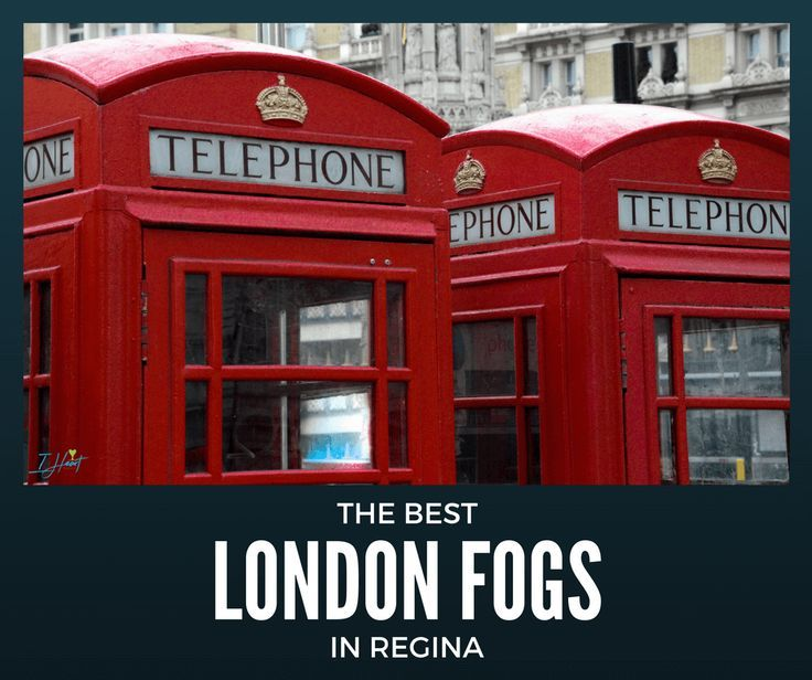 Fancy a London Fog? Here are my favorite places to get one in Regina