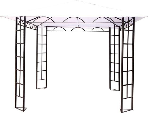 Paviljong, 3×3 m, vit, 3001860 Lantligt vitt Pinterest Paviljong