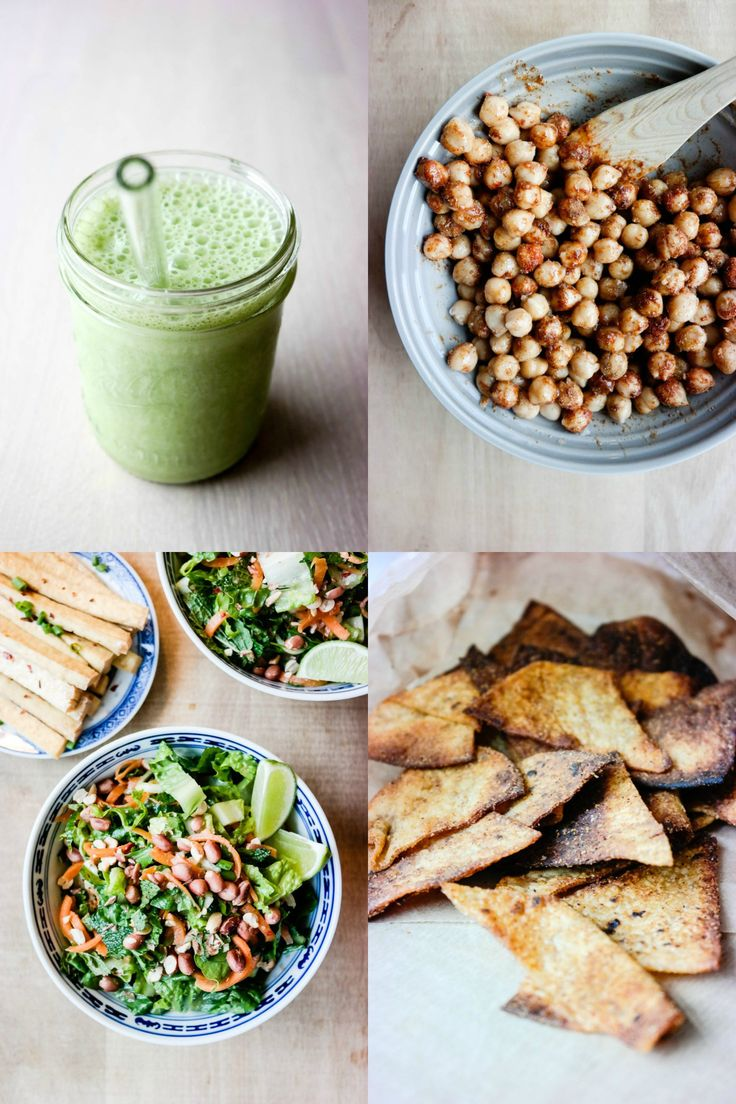 Vegetariske og veganske oppskrifter fra sunne, gode og hele råvarer!