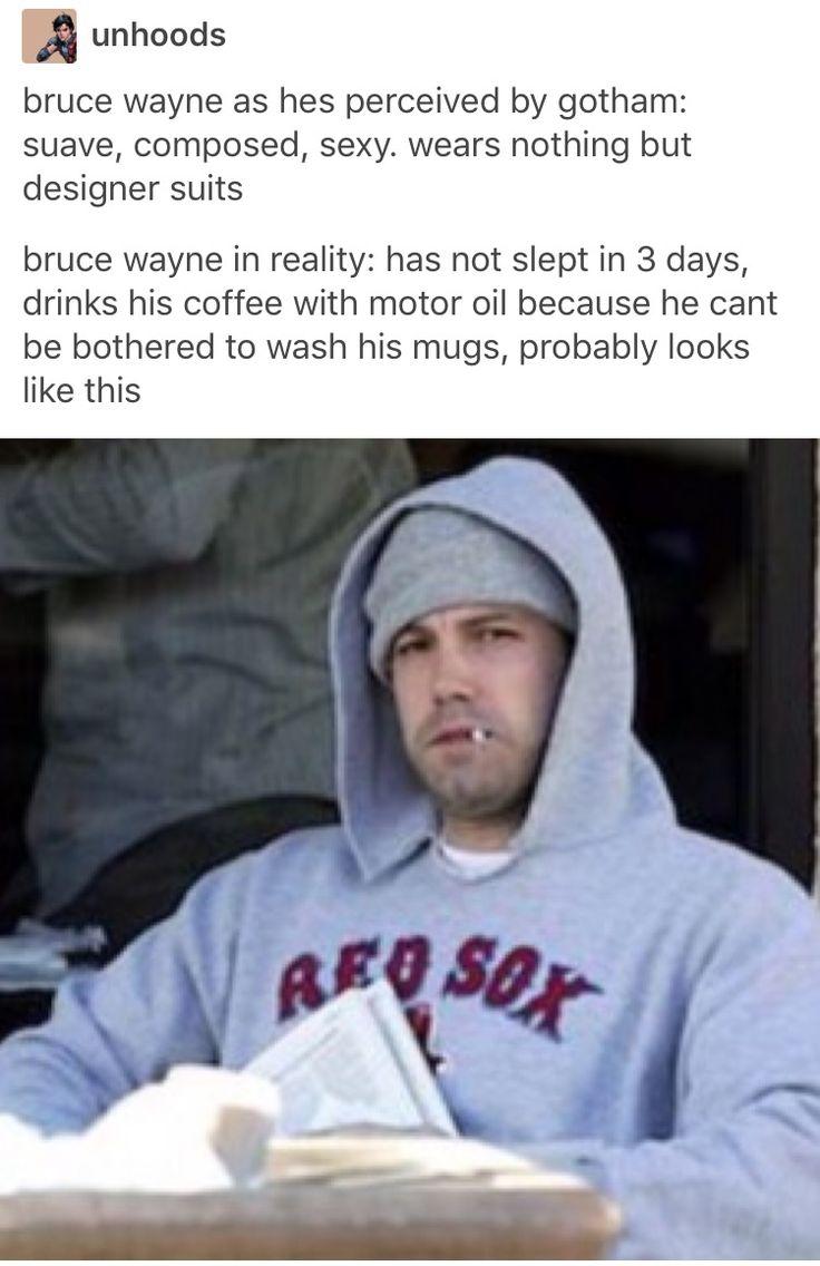 Batman, Bruce Wayne, DC comics