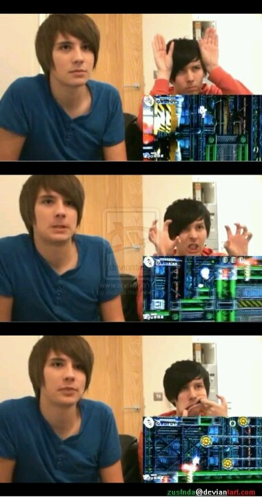 Dan and Phil playing Sonic | Just pointing out that Dan literally is Troy Bolton here.