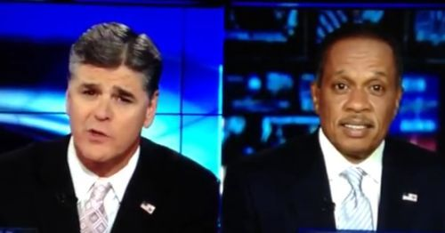 CNN runs Hannity hit piece claiming he 'pulled' a gun on Juan Williams. So, Sean fires back…with both barrels!