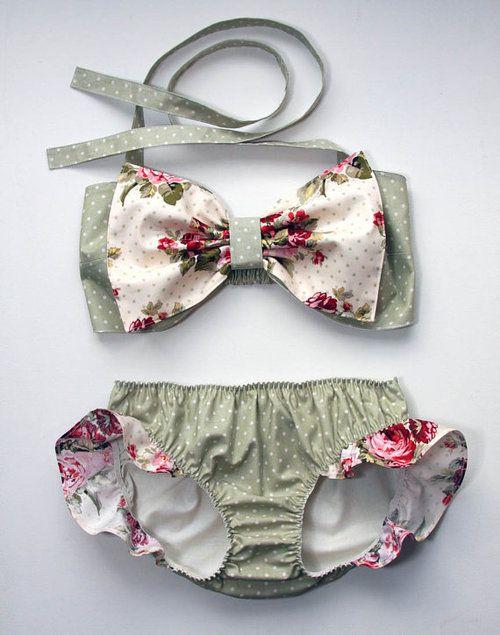 Dios un traje de baño así para Ir a la playa *-*! #MeEnamoré!