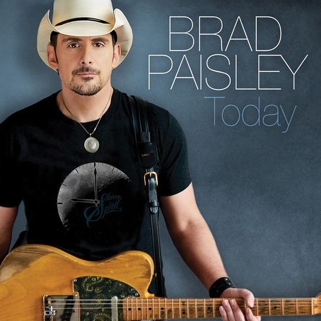 "Brad Paisley reminds us to not take ""Today"" for granted"