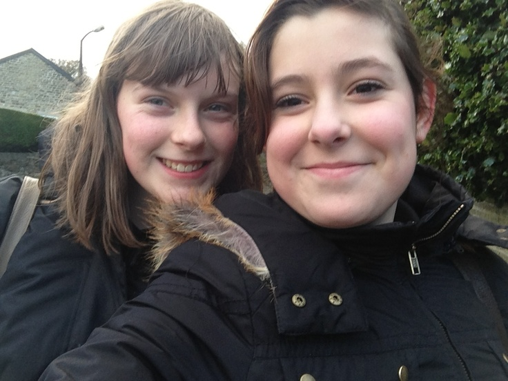 Me and Charlotte :)
