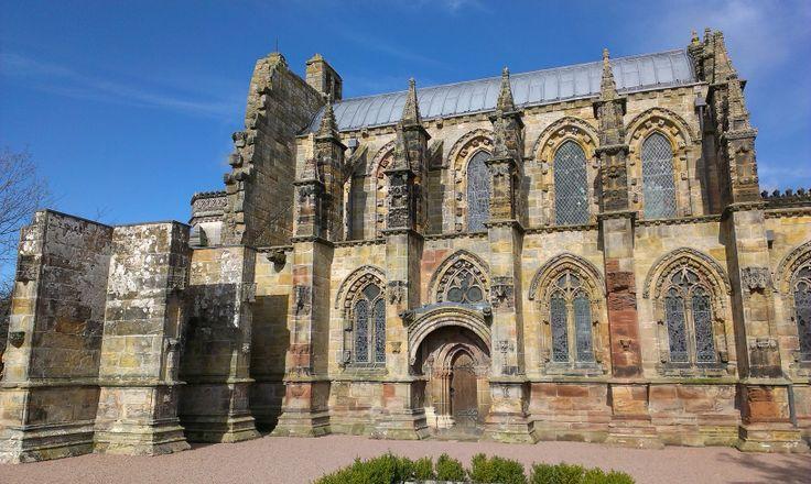 Rosslyn - Roslin Chapel