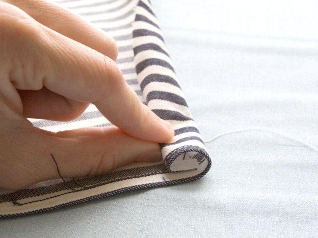 Reciclaje de ropa: Tipos de costuras a mano y a máquina (Parte 1) | Aprender manualidades es facilisimo.com