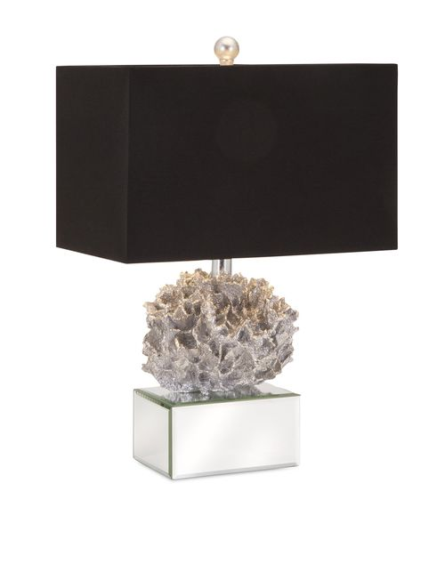 "Vargas Coral Table Lamp 21.5""""h x 14""""w x 9"""""