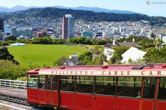 Wellington, capital da Nova Zelândia17