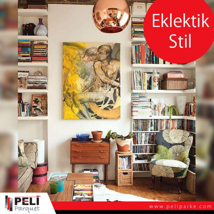 Evini sanata dönüştürmek isteyenlere, Eklektik Stil. Farklı tarzda aksesuar ve mobilyaları bir araya getirerek, zıtlıkların uyumunu yaratabilirsin!