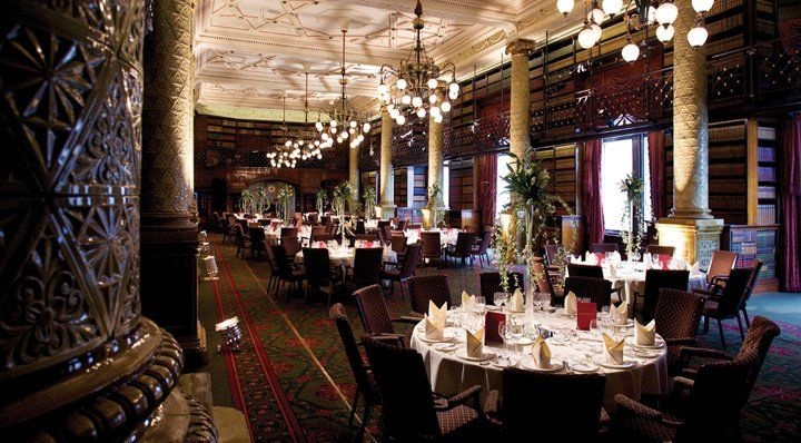 The Gladstone Library royal horseguards hotel