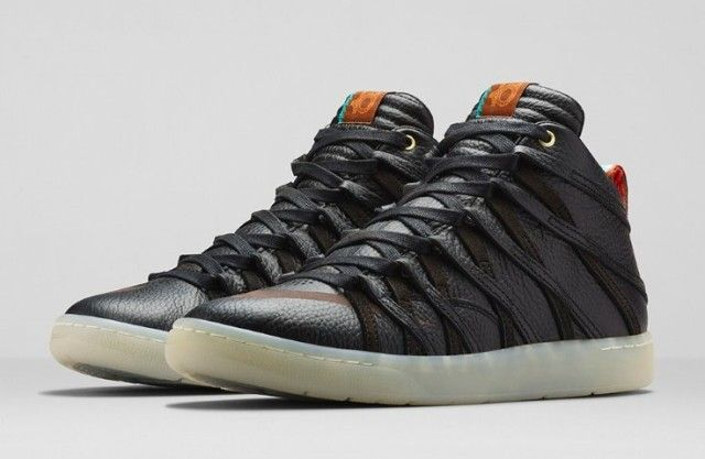 quality design cd948 45984 Nike KD VII Lifestyle BlackBlack-Metallic Gold (3)  Adidas, and the rest.   Nike, Kevin Durant