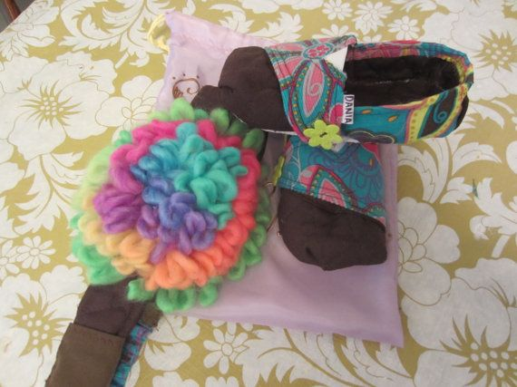 TOMS inspired shoes for baby girl