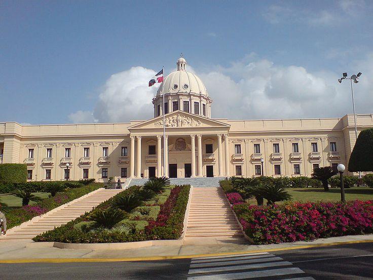 Santo Domingo's National Palace