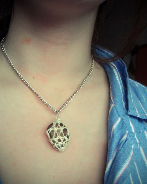 20 besten Crochet jewelry Bilder auf Pinterest | Schmuck häkeln, Diy ...