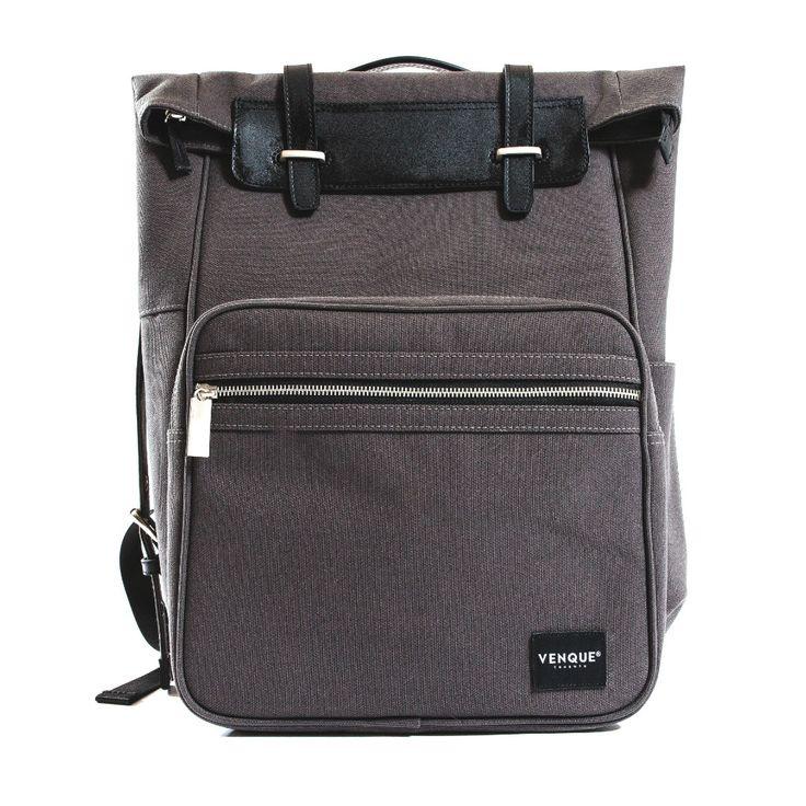Arctic Fold Backpack Grey