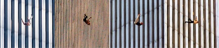 9/11 was painful -- but so was the harried decade that followed it. (continued from yesterday; some may find some images that follow disturbing) Magnum's Thomas Hoepker crossed from Manhattan into ...