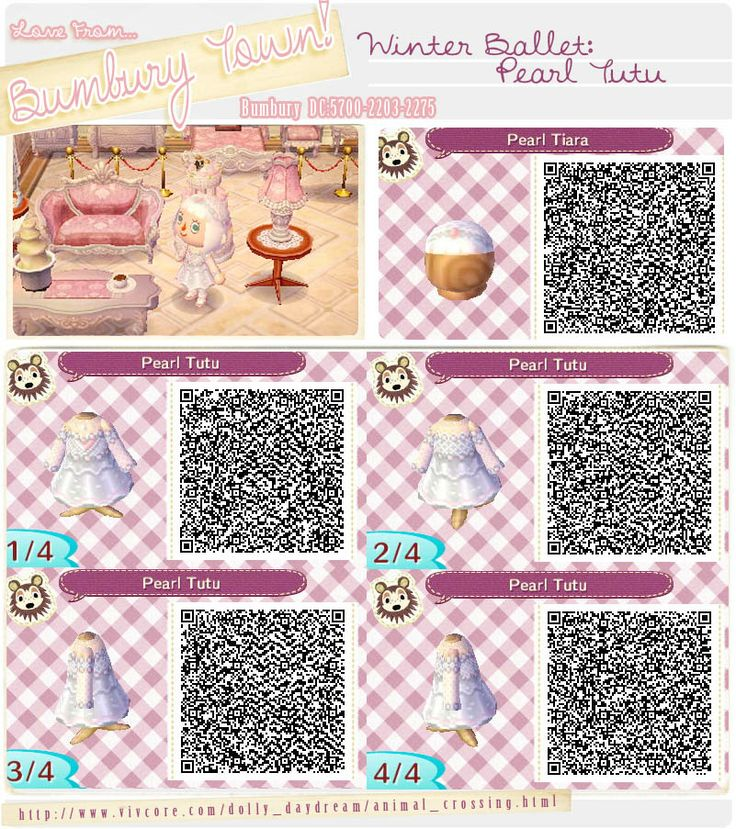 226 best Animal Crossing QR Codes images on Pinterest