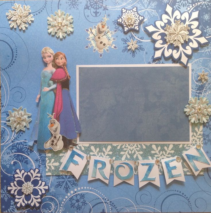 Frozen layout