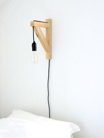 Triangular Bed Lamp | Mono Online Shop