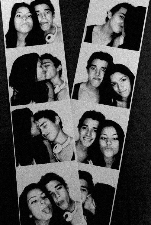 Cute Relationship Tumblr Collage