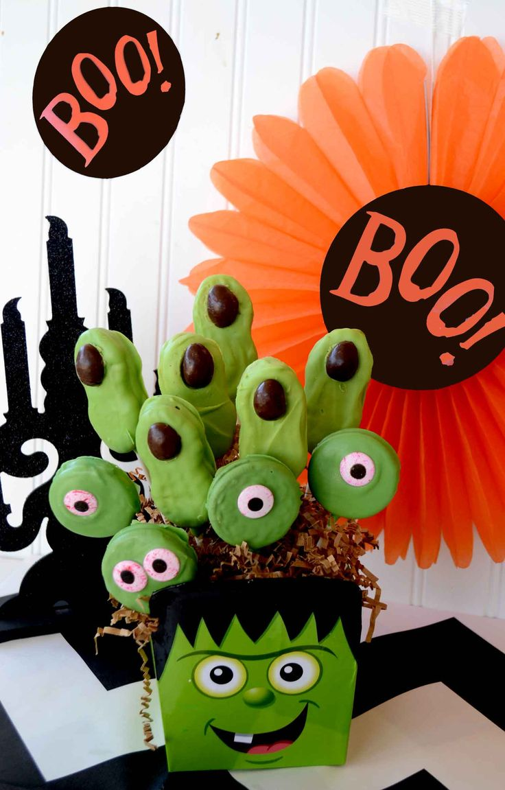 58 best Shrek Snacks images on Pinterest