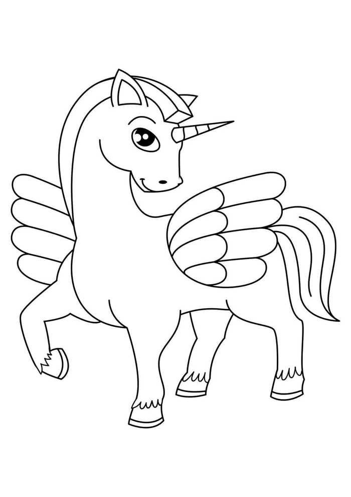 Printable Coloring Pages For Girls Unicorn Coloring Pages Unicorn Pictures Unicorn Images