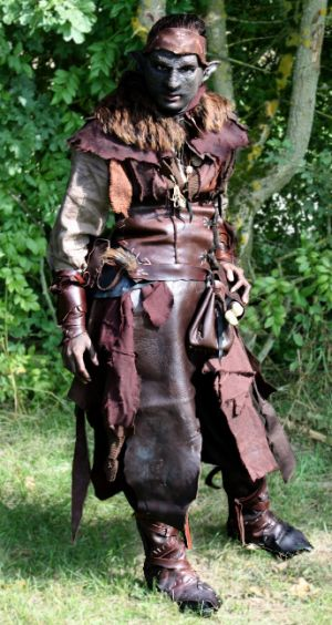 Orc Lotr Costume 17 Best images about H...