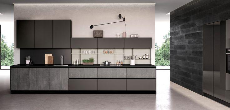 74 besten Cucine Moderne Bilder auf Pinterest | Moderne küchen ...
