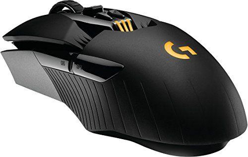 Logitech G900 Chaos Spectrum kabellose Gaming Maus