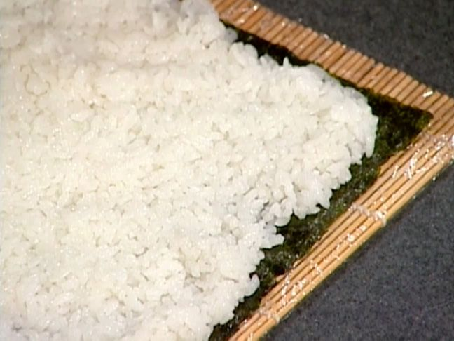 Mitsuko's Perfect Sushi Rice Recipe : Emeril Lagasse : Food Network ...